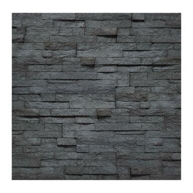 Kamień elewacyjny betonowy Vertigo grafit 45 x 10 cm 0.40m2 Steinblau