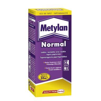 Klej do tapet papierowych METYLAN NORMAL 125 g HENKEL