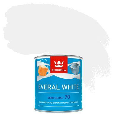 Emalia EVERAL 0,75 l Biały TIKKURILA