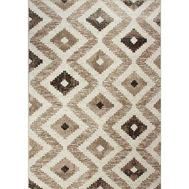 Dywan SOFT jasnobrązowy 160 x 220 cm