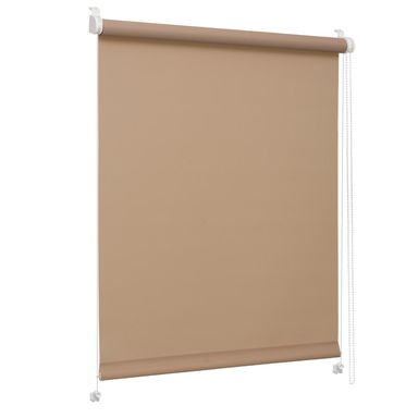 Roleta okienna MINI 48 x 160 cm beżowa INSPIRE