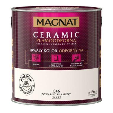Farba wewnętrzna CERAMIC 2.5 l Powabny diament MAGNAT