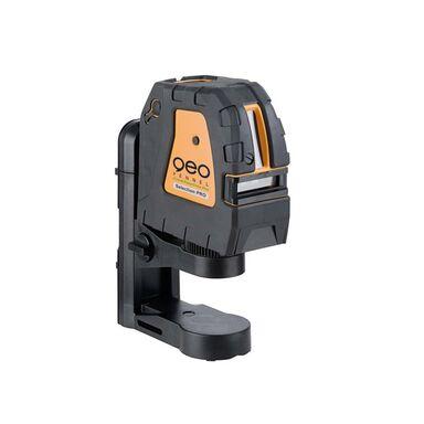 Poziomica laserowa FLG 40-POWERCROSS PLUS GREEN SP GEO-FENNEL