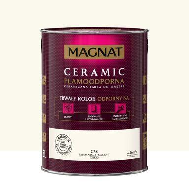Farba wewnętrzna Ceramic 5 l Tajemniczy kalcyt Magnat