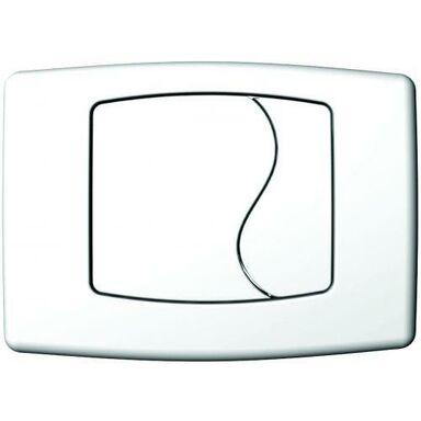 Przycisk spłukujący do stelaża FOKA biały KK-POL