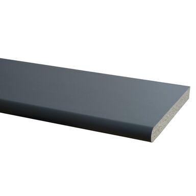Parapet wewnętrzny GRAFIT 30 x 209,5 cm BIURO STYL