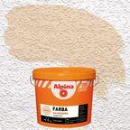 Farba elewacyjna SILIKONOWA 2.5 l Karmelowy ALPINA EXPERT