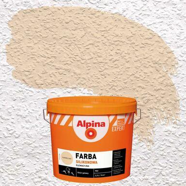Farba elewacyjna silikonowa Karmelowy ALPINA EXPERT