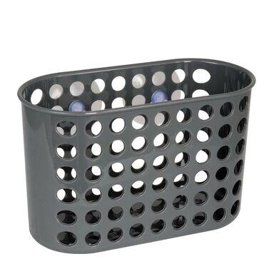 Koszyk płaski na przyssawki GREY XL