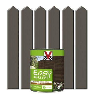 Impregnat do drewna EASY 0.75 l Kora V33