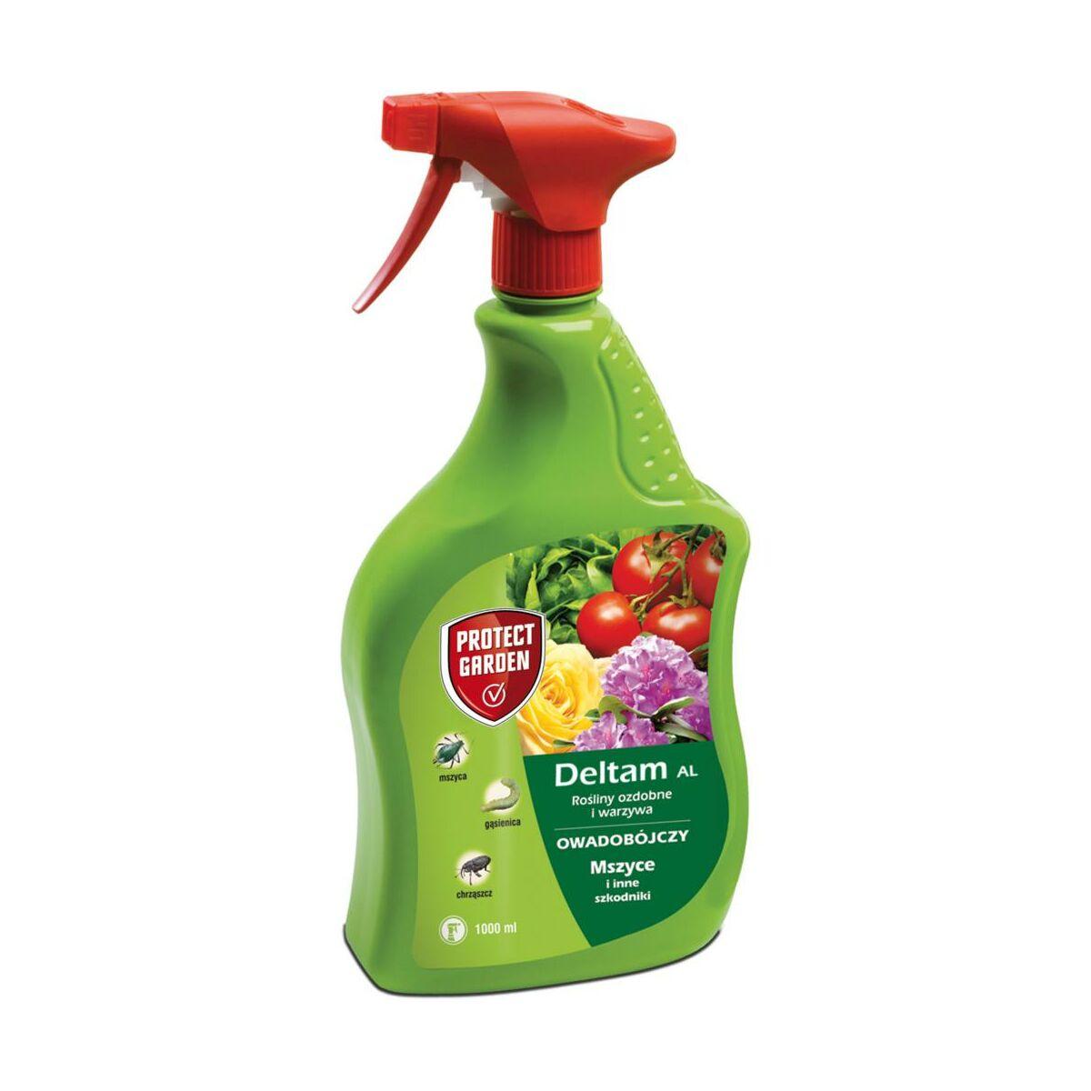 Srodek Owadobojczy Deltam Al 1 L Protect Garden Srodki Owadobojcze W Atrakcyjnej Cenie W Sklepach Leroy Merlin