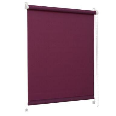 Roleta okienna MINI 120 x 160 cm purpura INSPIRE
