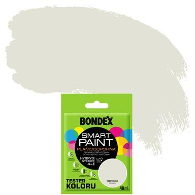 Tester farby SMART PAINT 40 ml Srebrzysta magia BONDEX