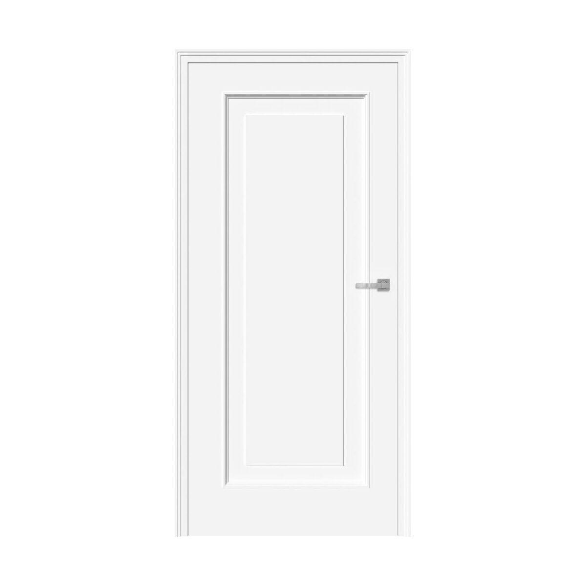 Skrzydlo Drzwiowe Pelne Zara Biale 80 Lewe Classen Drzwi Wewnetrzne W Atrakcyjnej Cenie W Sklepach Leroy Merlin