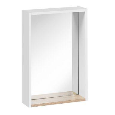 Lustro łazienkowe bez oświetlenia 60 X 40 FINKA