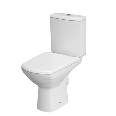 WC kompakt CARINA CLEAN ON CERSANIT