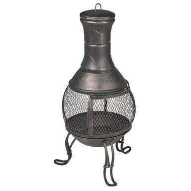 Ogrzewacz tarasowy 90 x 39 cm żeliwny MEXICO ACTIVA