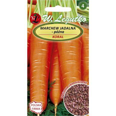 Nasiona warzyw KORAL Marchew W. LEGUTKO