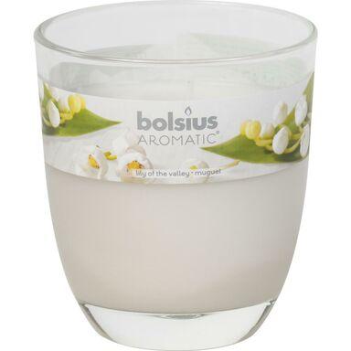 Świeca zapachowa BIG JAR  zapach: Konwaliowy  BOLSIUS
