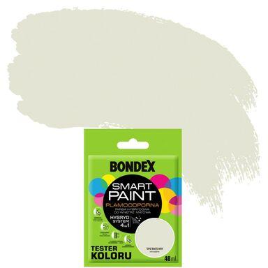 Tester farby SMART PAINT 40 ml Tupot białych mew BONDEX
