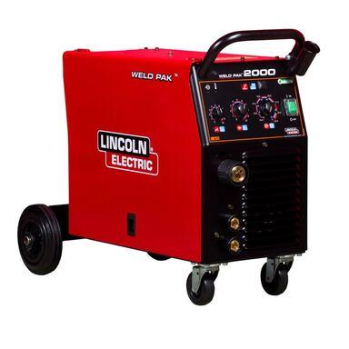 Spawarka metodą MIG WELD PAK 2000 LINCOLN ELECTRIC