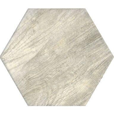 Gres szkliwiony HEXAGON WOOD 14 x 16.3  CERAMIKA PILCH