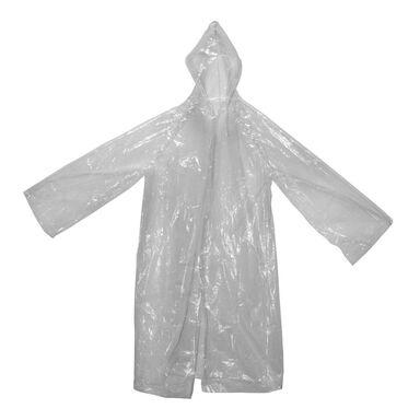 Płaszcz przeciwdeszczowy z kapturem LPPP01U  r. uniwersalny LAHTI PRO