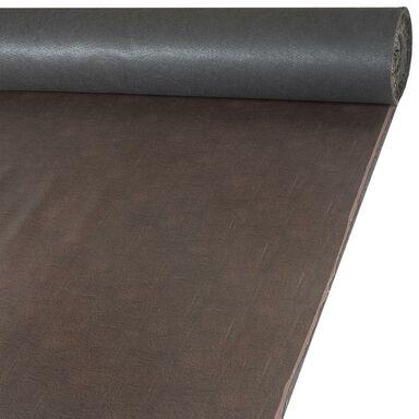 Tkanina na mb AULON brązowa imitacja skóry szer. 138 cm