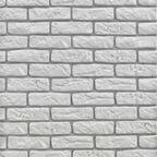Kamień elewacyjny LOFT BRICK Biały STONE MASTER