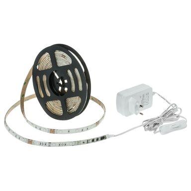Taśma LED FLEXLED KIT RGB z pilotem i zasilaczem IP20 5 m RGB INSPIRE