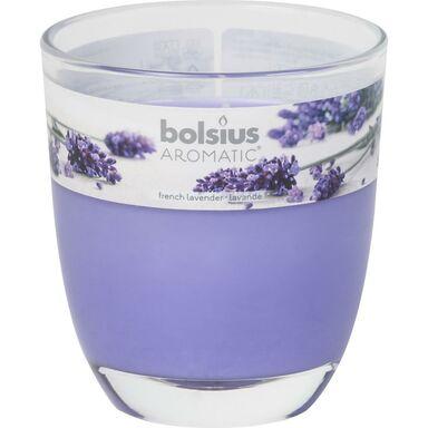 Świeca zapachowa BIG JAR  zapach: Lawendowy  BOLSIUS