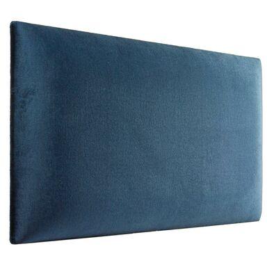 Panel tapicerowany Ciemnoniebieski 60 x 30 cm