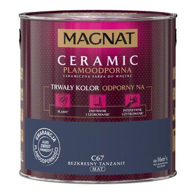 Farba wewnętrzna CERAMIC 2.5 l Bezkresny tanzanit MAGNAT