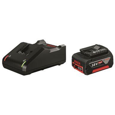 Zestaw akumulator i ładowarka 18V 4Ah Li-Ion BOSCH Professional