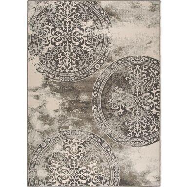 Dywan ASYRIA kremowy 200 x 280 cm wys. runa 7 mm AGNELLA