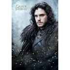 Plakat GAME OF THRONES - JON SNOW 61 x 91.5 cm