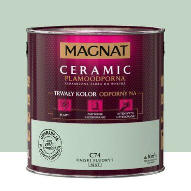 Farba wewnętrzna Ceramic 2.5 l Rajski fluoryt Magnat