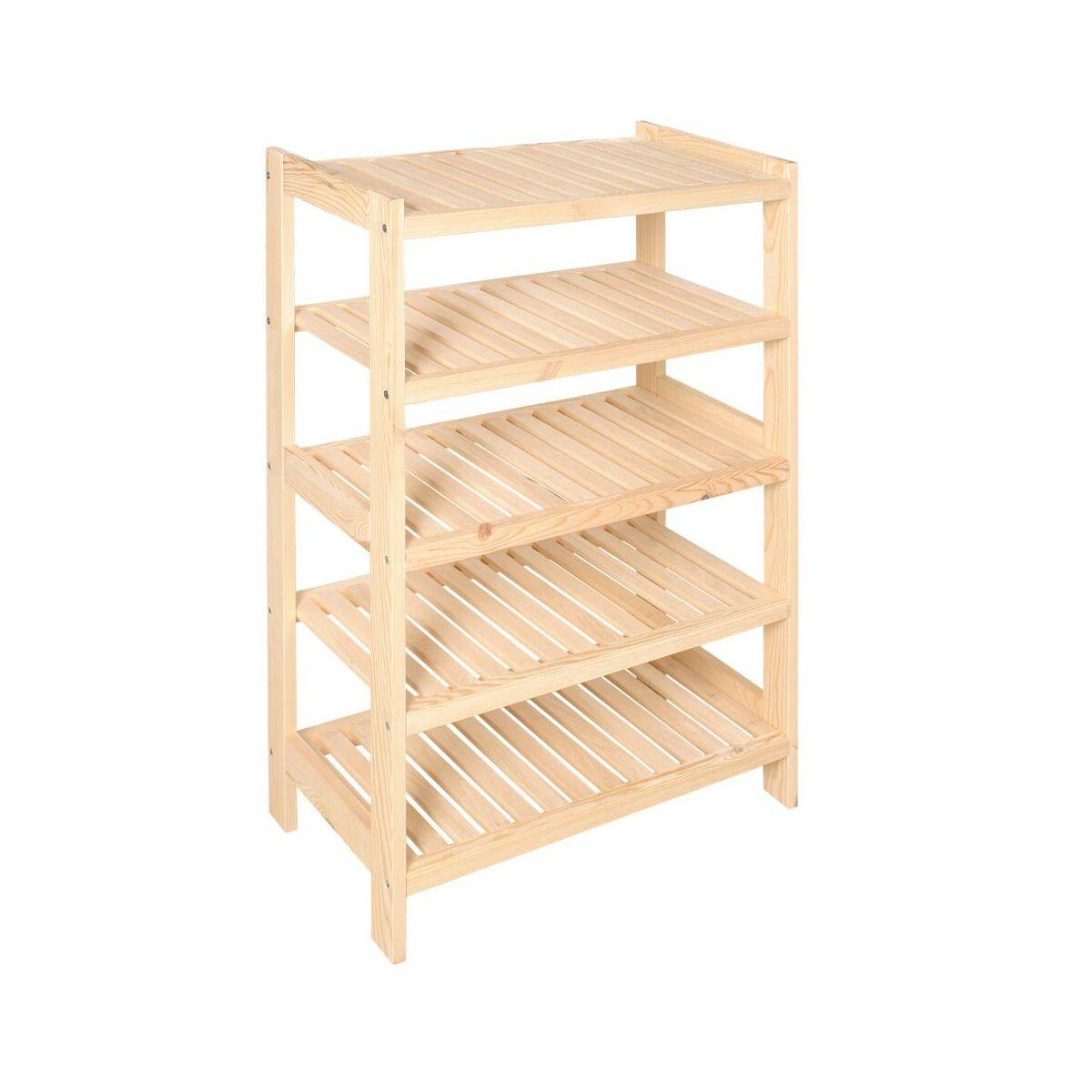 Meble Ogrodowe Drewniane Leroy Merlin :  cm  Regały drewniane  w atrakcyjnej cenie w sklepach Leroy Merlin