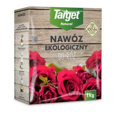 Nawóz do róż EKOLOGICZNY 1 kg TARGET NATURAL
