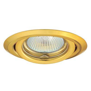 Oprawa stropowa GRETAN 15-G złota ruchoma KANLUX