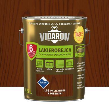 Lakierobejca Ochronno-dekoracyjna 4.5 l Palisander królewski Vidaron