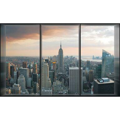 Fototapeta NEW YORK WINDOW 70.5 x 104 cm