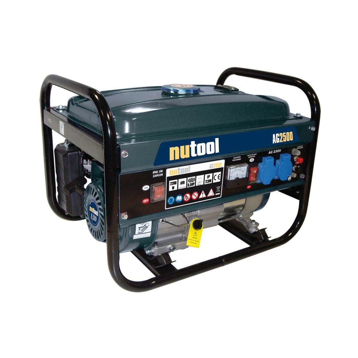 generator pr dotw rczy ag2500 nutool agregaty
