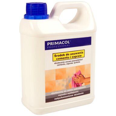 Środek do usuwania cementu i zapraw 1 l. PRIMACOL