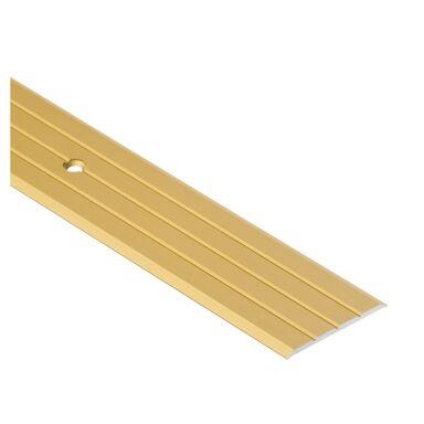 Listwa ochronna płaska 40 mm x 90 cm złota EASY LINE