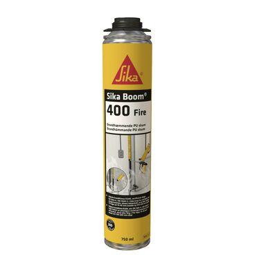 Pianka poliuretanowa SIKA BOOM 400 FIRE Ognioodporna 750 ml SIKA