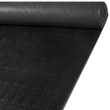 Tkanina na mb CROCO czarna imitacja skóry szer. 138 cm