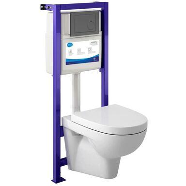 Zestaw podtynkowy WC YASMINA SENSEA