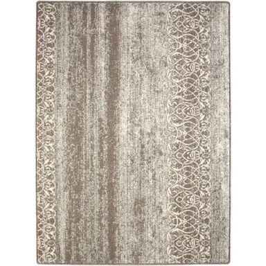 Dywan LADAN brązowy 133 x 180 cm wys. runa 7 mm AGNELLA