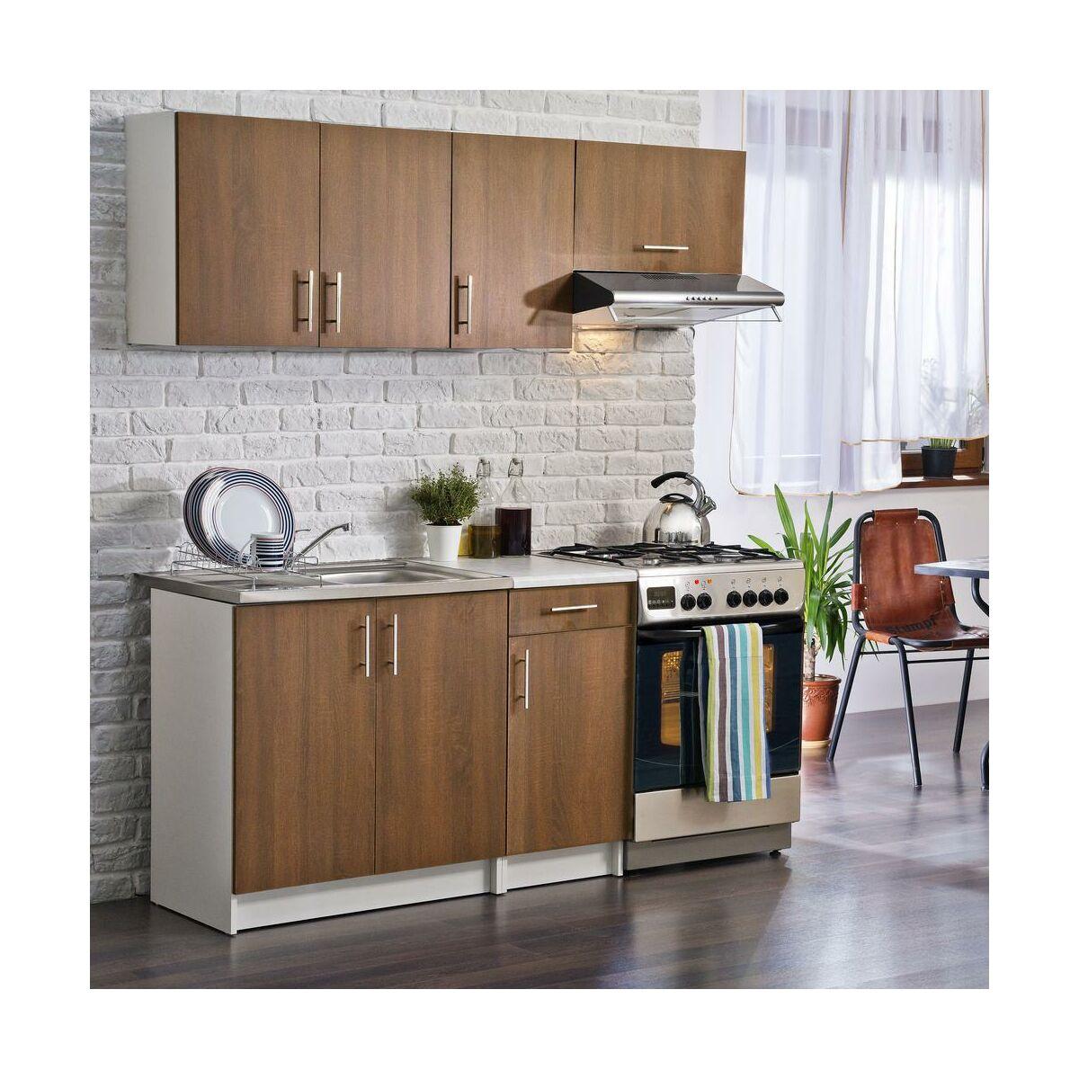 Zestaw mebli kuchennych TOLA 2 DEFTRANS  Meble kuchenne w zestawach  w atra   -> Leroy Merlin Kuchnia Tola